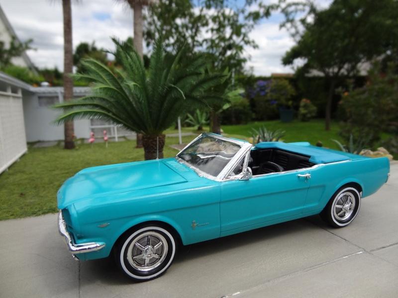 1965 Mustang convertible ** Terminée **  216