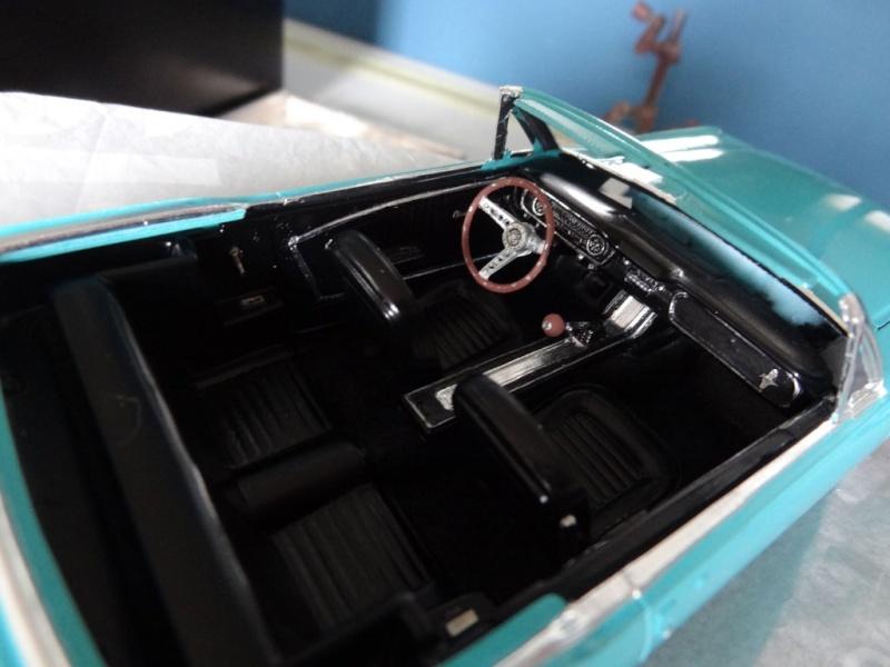 1965 Mustang convertible ** Terminée **  311