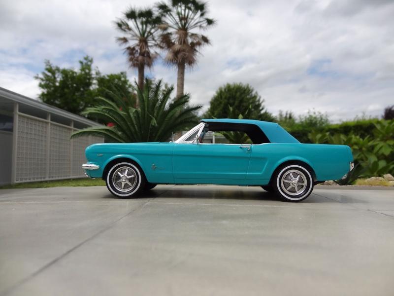 1965 Mustang convertible ** Terminée **  319