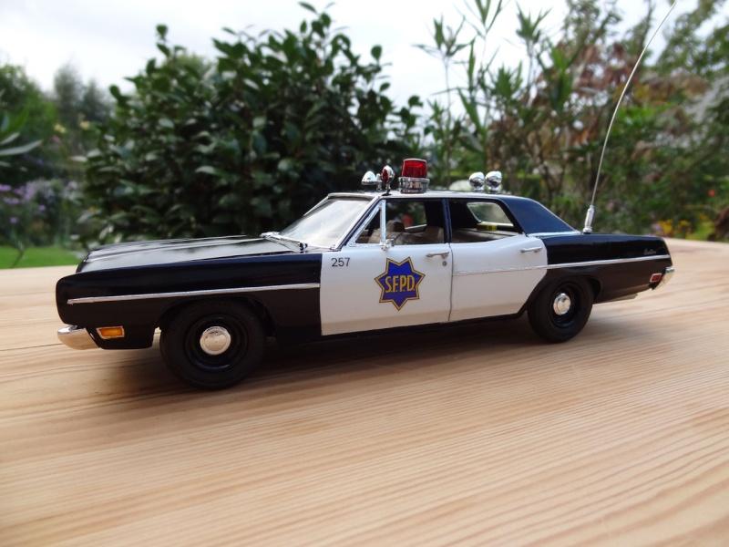 1970 Ford Custom SFPD ** Terminée ** - Page 4 320