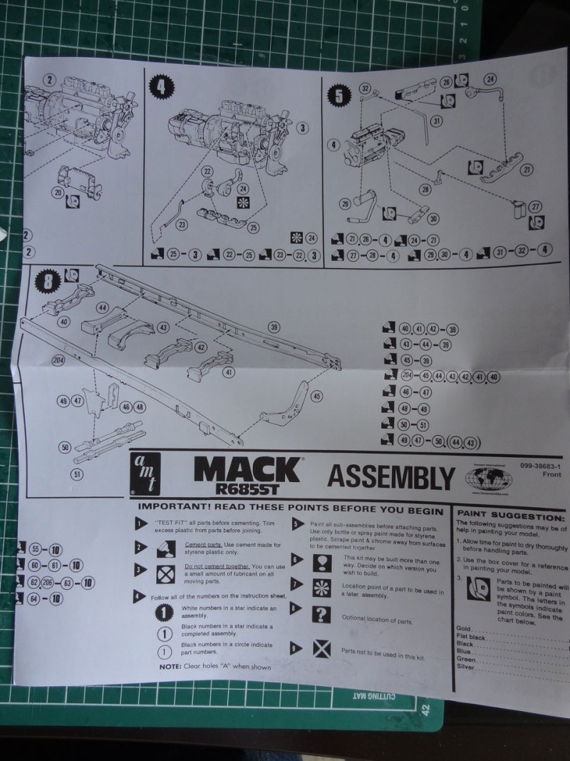 AMT Mack R  322