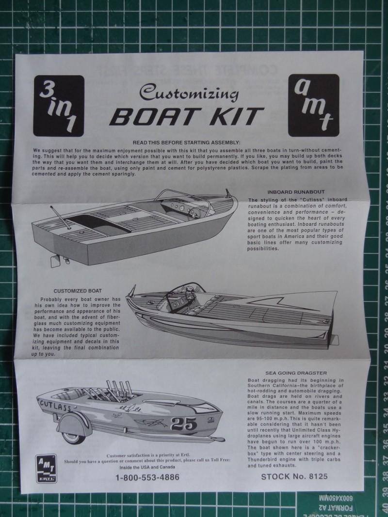 AMT Customizing boat  326