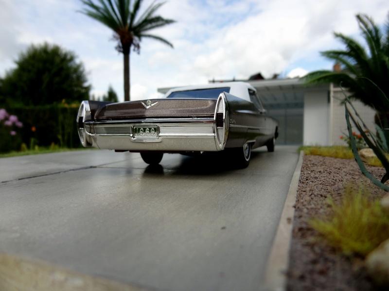 1968 Cadillac Convertible Moka Cappuccino (restauration)  328