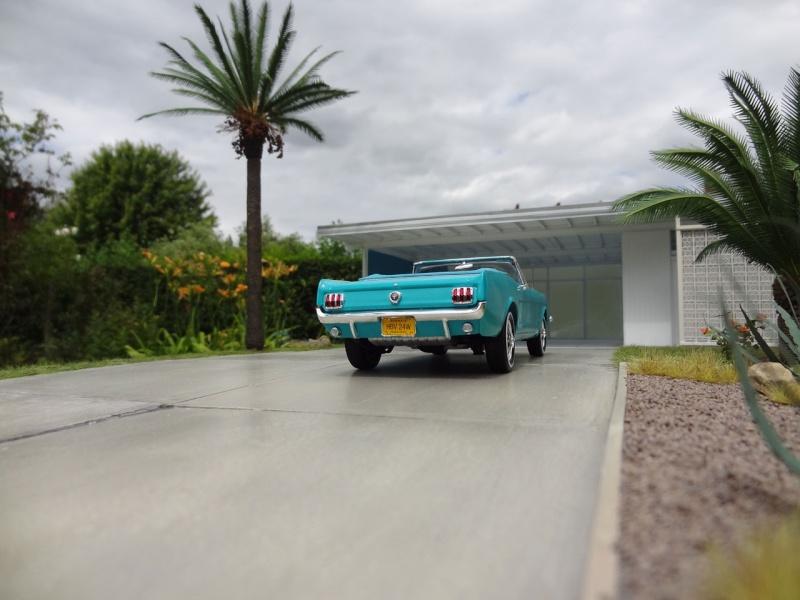 1965 Mustang convertible ** Terminée **  416
