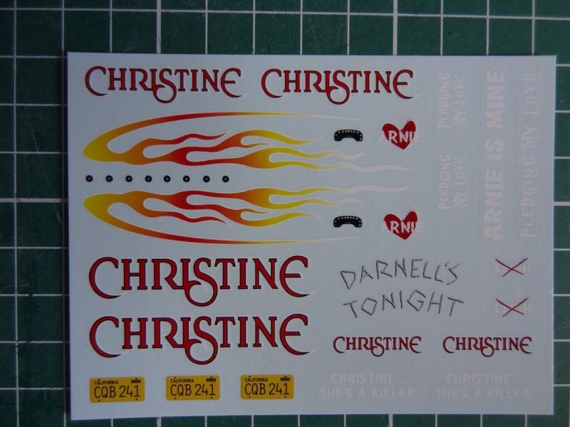 "AMT 1958 Belvedere "" Christine""  420"