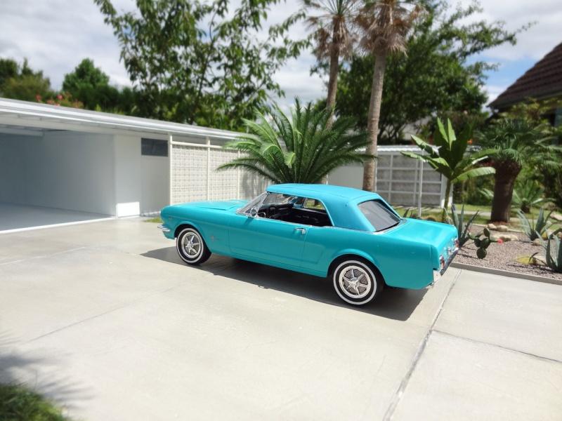 1965 Mustang convertible ** Terminée **  517