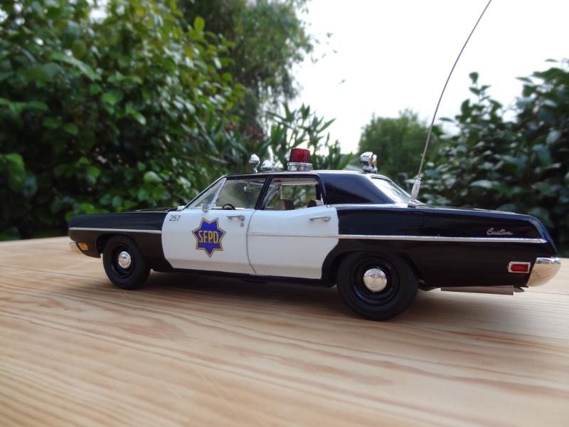 1970 Ford Custom SFPD ** Terminée ** - Page 4 518
