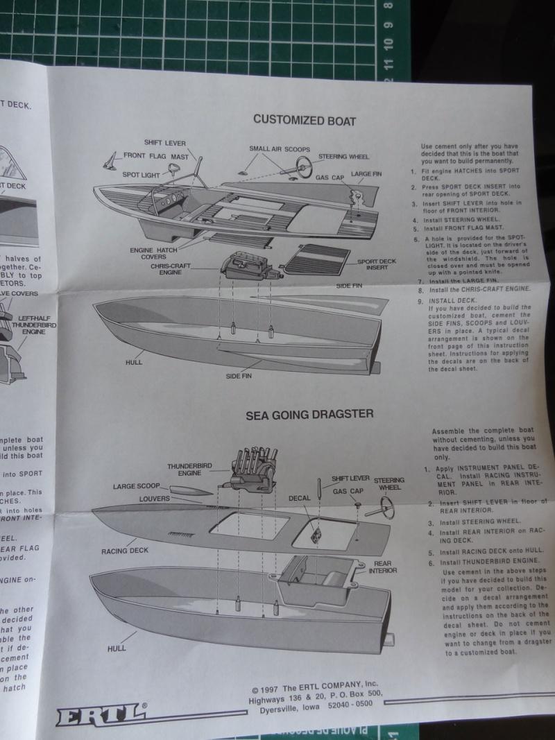 AMT Customizing boat  523