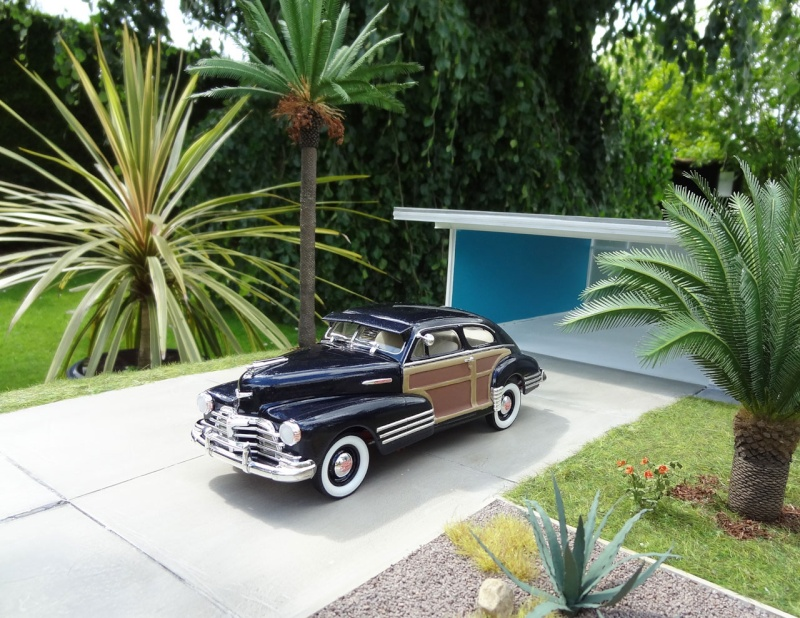 1948 Chevrolet Fleetline Woody 613