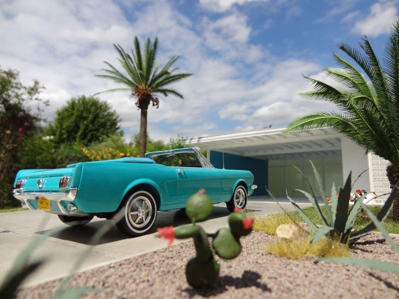 1965 Mustang convertible ** Terminée **  617