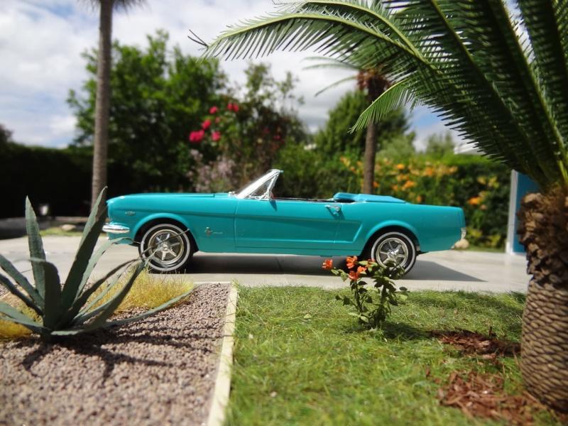 1965 Mustang convertible ** Terminée **  715