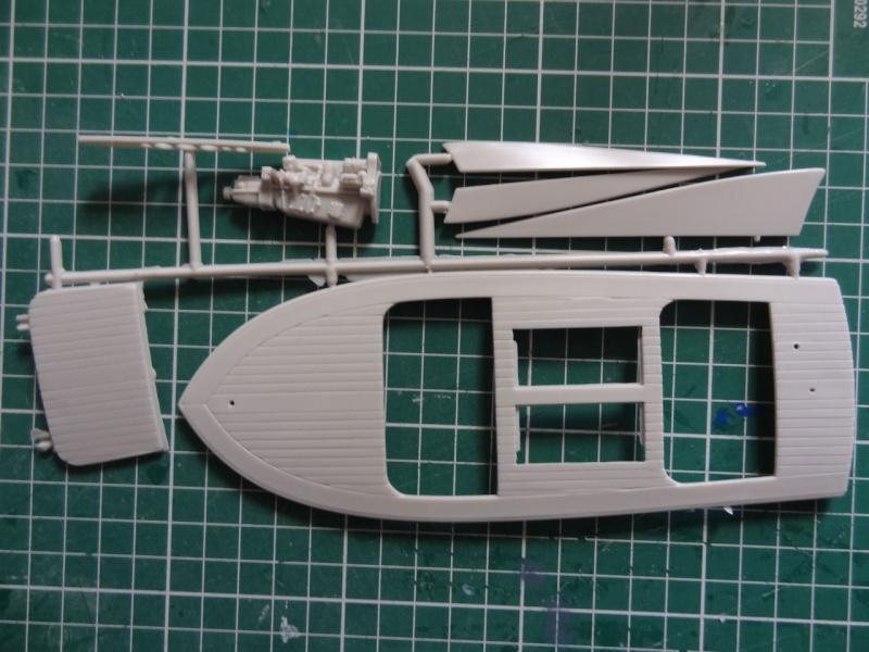 AMT Customizing boat  721