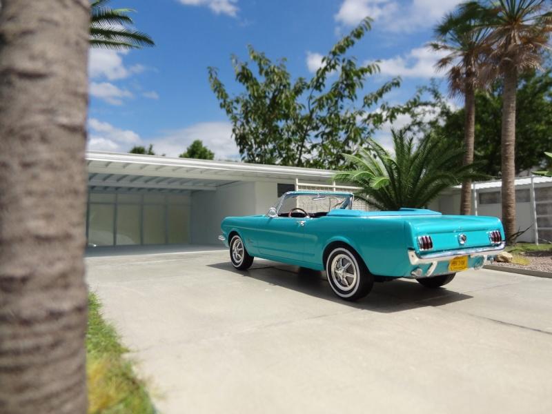 1965 Mustang convertible ** Terminée **  814
