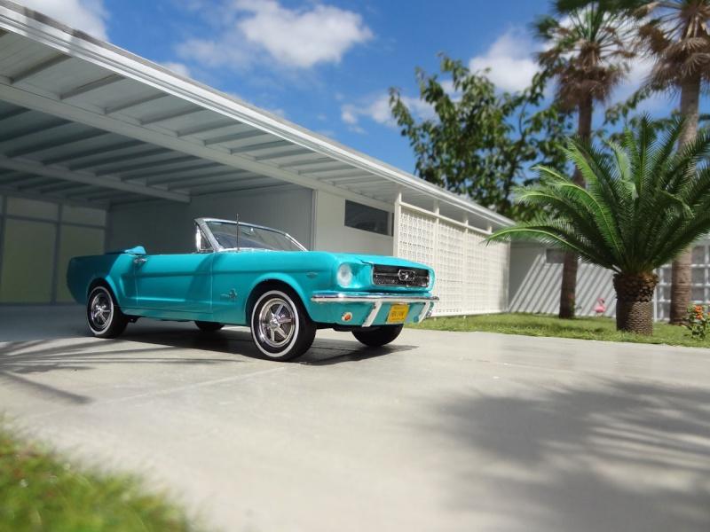 1965 Mustang convertible ** Terminée **  913