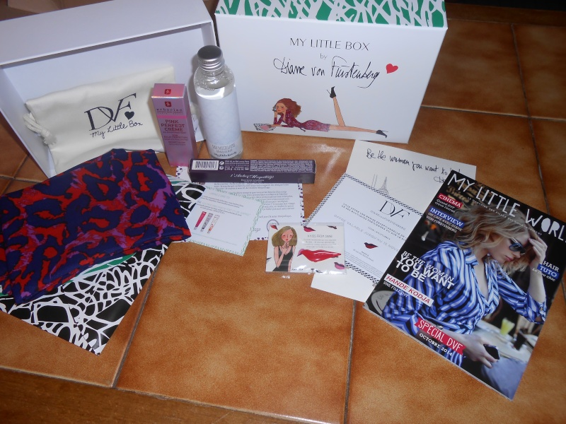 "[Octobre 2014] My Little Box ""by Diane von Furstenberg"" - Page 6 Dscn2312"