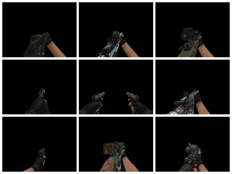 CoD Ghosts Weapon Pack Fotor010