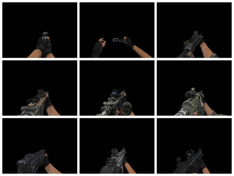 CoD Ghosts Weapon Pack Fotor012