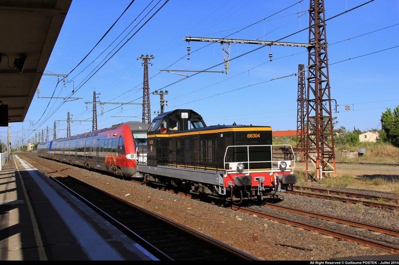 Photos et vidéos de la ligne Bordeaux - Toulouse - Narbonne - Sète (Fil 3) - Page 21 Img_9412