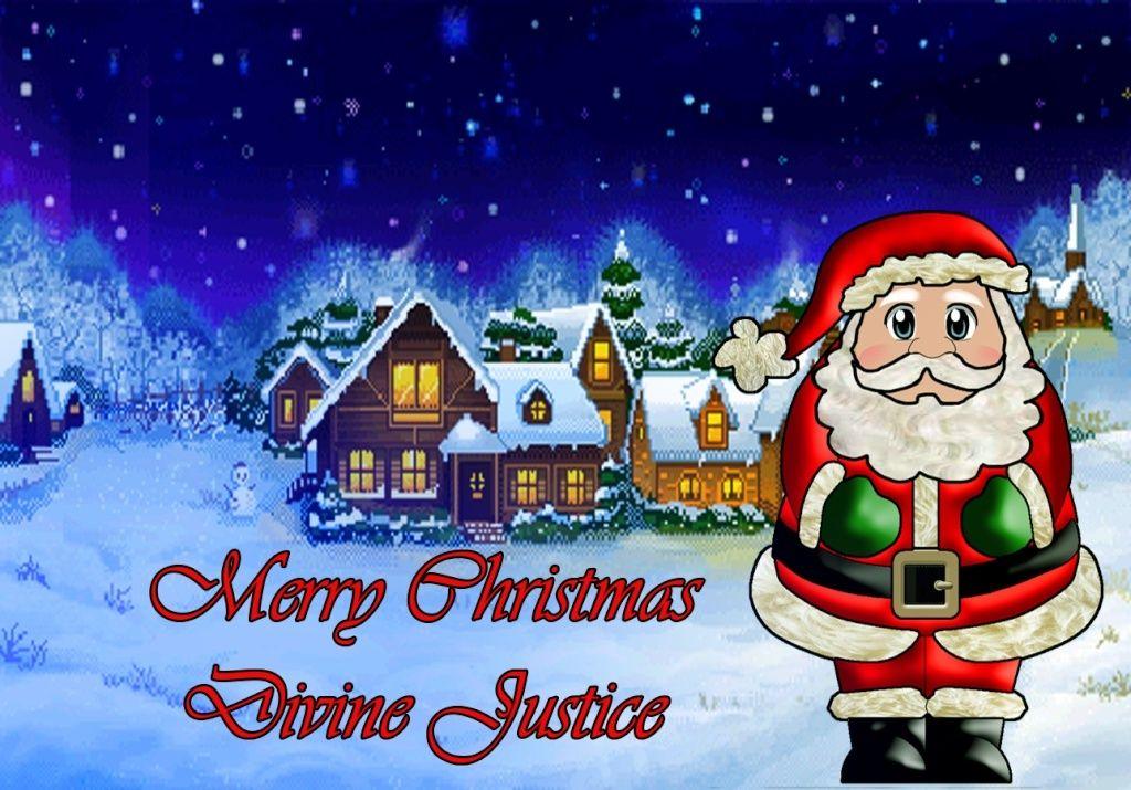 Santa Drawing Contest Divine10