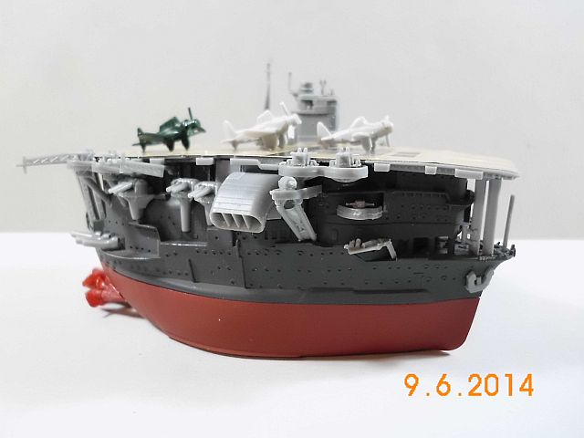 Fujimi 42168 - Egg-Ship IJN Akagi - Fertig - Seite 2 120