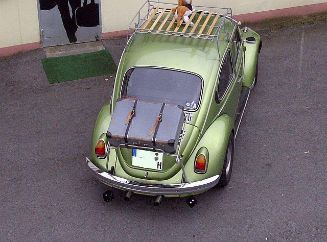 """VW 1302 """"Käfer"""" """"Auf dem Parkplatz schnappgeschossen""""  1210"""