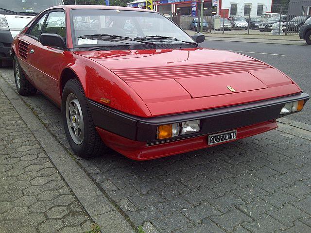 """Ferrari """"Mondial"""" 348tb - """"Auf dem Parkplatz schnappgeschossen"""" 1510"""