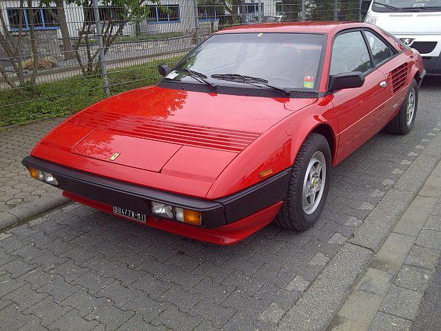 """Ferrari """"Mondial"""" 348tb - """"Auf dem Parkplatz schnappgeschossen"""" 1610"""