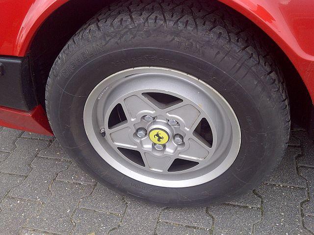 """Ferrari """"Mondial"""" 348tb - """"Auf dem Parkplatz schnappgeschossen"""" 1710"""
