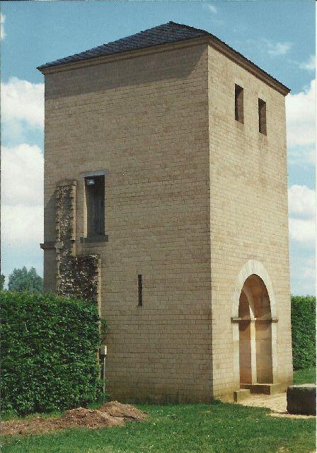 """Archäologischer Park in Xanten - ein """"römischer"""" Rundgang im Mai 1993 1811"""