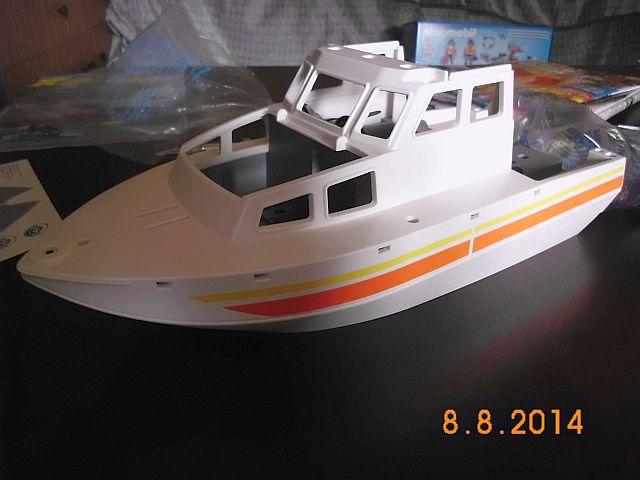 Just for Fun - Playmobil Rettungskreuzer  1a12