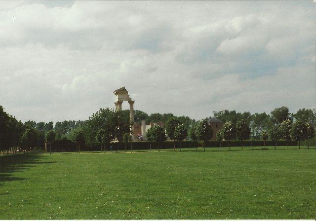 """Archäologischer Park in Xanten - ein """"römischer"""" Rundgang im Mai 1993 2010"""