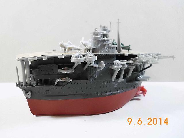 Fujimi 42168 - Egg-Ship IJN Akagi - Fertig - Seite 2 218