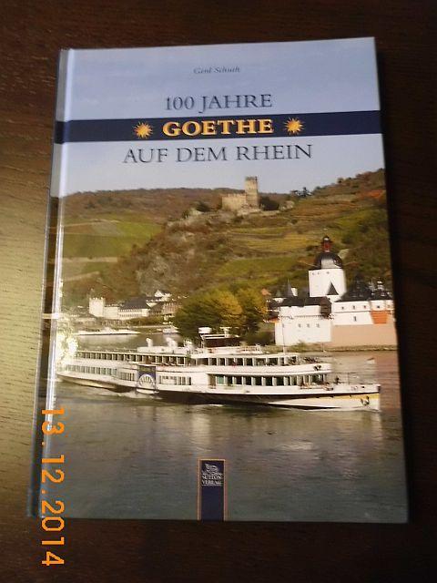 """Revell 05232 - Rheindampfer """"Goethe"""" in 1/160 - Fertig 2a20"""
