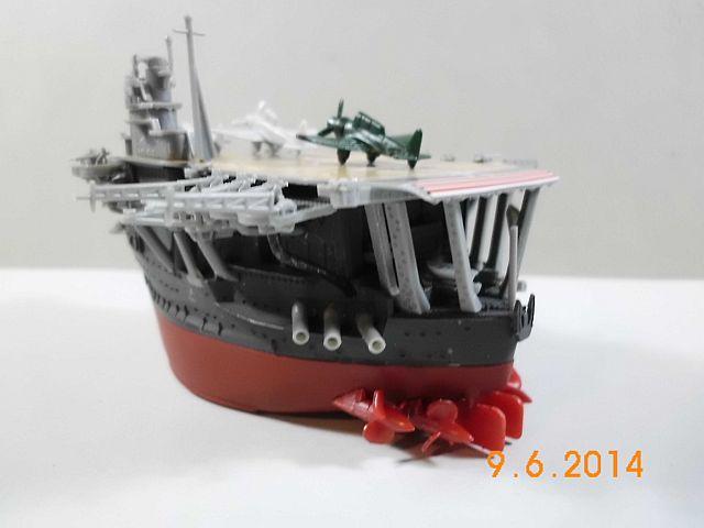 Fujimi 42168 - Egg-Ship IJN Akagi - Fertig - Seite 2 318