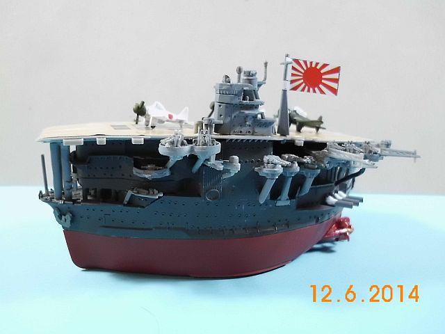 Fujimi 42168 - Egg-Ship IJN Akagi - Fertig - Seite 2 319