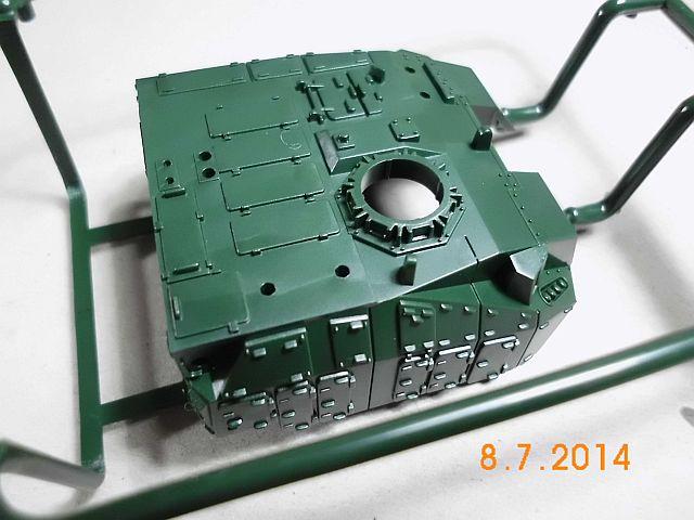 Fujimi - Chibimaru Type 10 Tank (Egg-Panzer) - Vorstellung 331