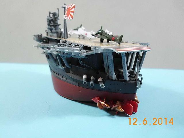 Fujimi 42168 - Egg-Ship IJN Akagi - Fertig - Seite 2 419