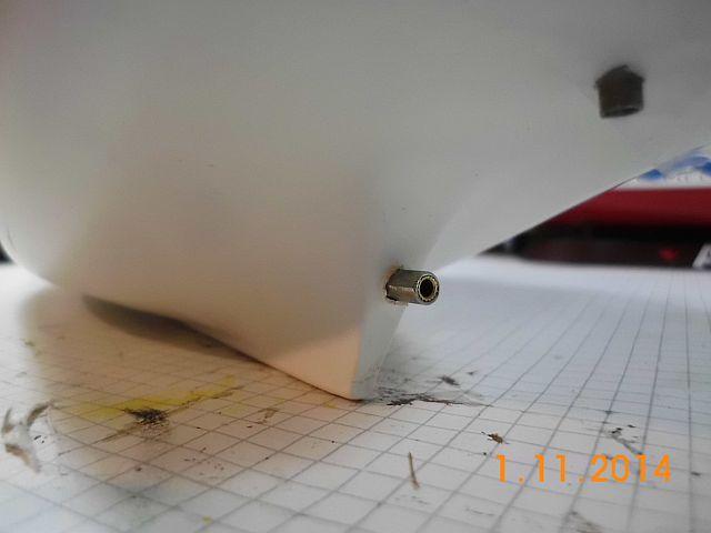 (Weiter-)Baubericht Graupner Anja SL35 1/60 478
