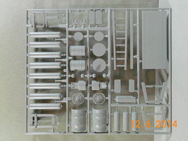 Italerie 419 - Field Tool Shop 1/35 - Vorstellung 4a10