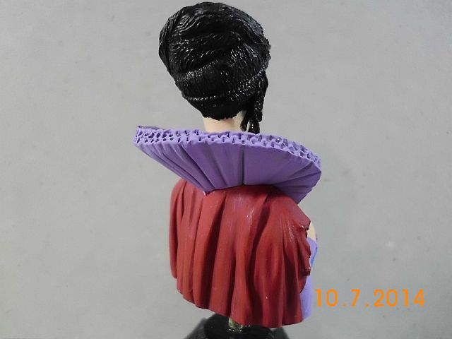 EVD CB30 - Princesa de Eboli - Resinbüste in 1/10 - Galerie 4b11