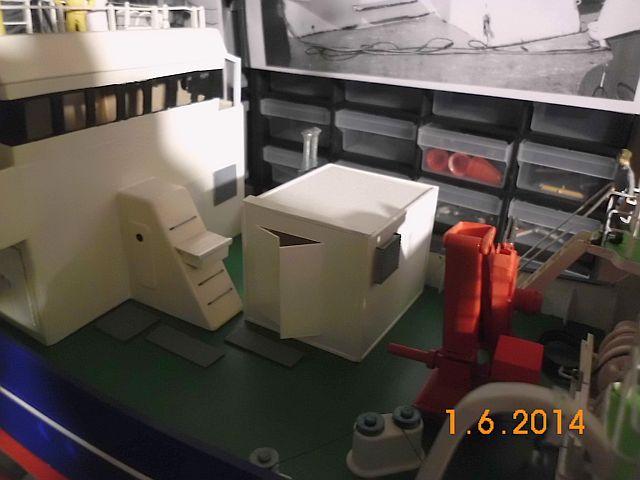 Baubericht Graupner Littorina - Fertig - Seite 2 511