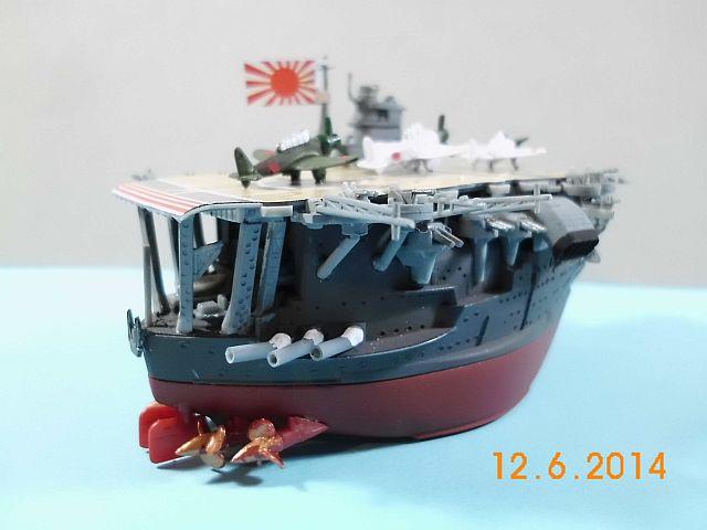 Fujimi 42168 - Egg-Ship IJN Akagi - Fertig - Seite 2 515