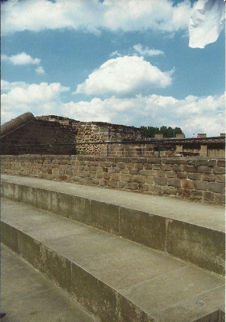 """Archäologischer Park in Xanten - ein """"römischer"""" Rundgang im Mai 1993 520"""