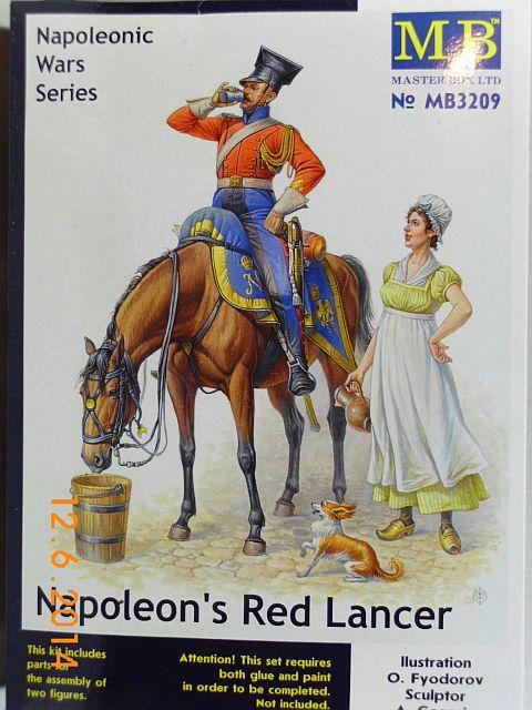 Masterbox MB3209 - Napoleons Red Lancer 1/32 - Vorstellung 5_mb10