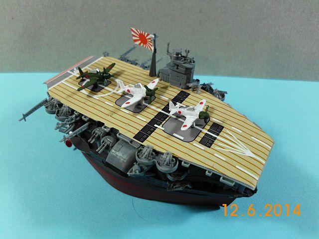 Fujimi 42168 - Egg-Ship IJN Akagi - Fertig - Seite 2 714
