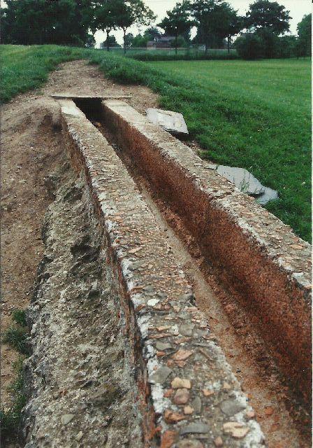 """Archäologischer Park in Xanten - ein """"römischer"""" Rundgang im Mai 1993 914"""