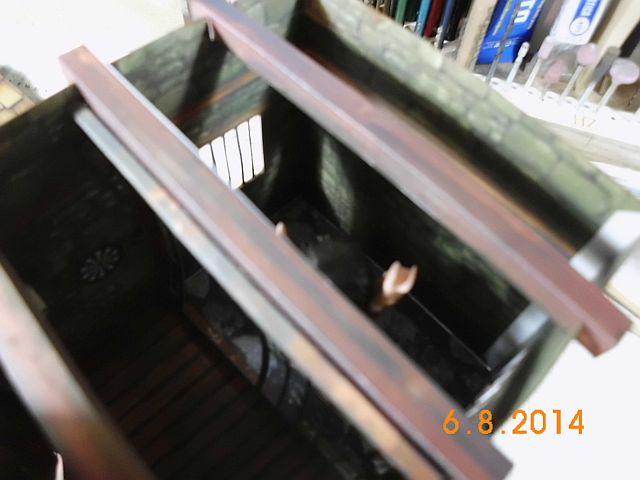 Sheriffbüro + Gefängnis von Papermau - Fertig und Galerie 916