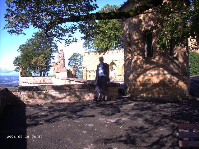 Burg Hohenzollern kleiner Rundgang 2006 vom Admin Pict0410