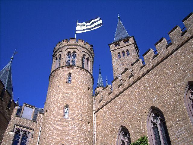 Burg Hohenzollern kleiner Rundgang 2006 vom Admin Pict0417