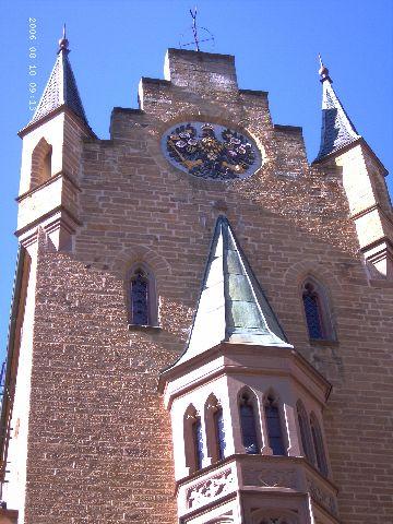 Burg Hohenzollern kleiner Rundgang 2006 vom Admin Pict0418